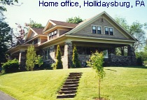 Home office, hollidaysburg, PA
